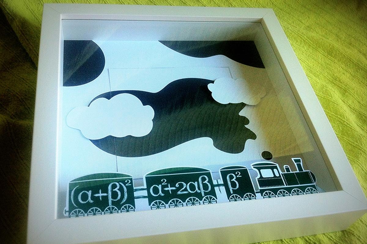 Frame Maths -