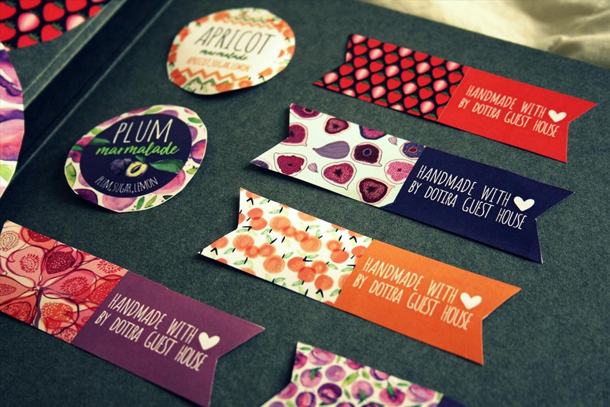 Jam Labels -